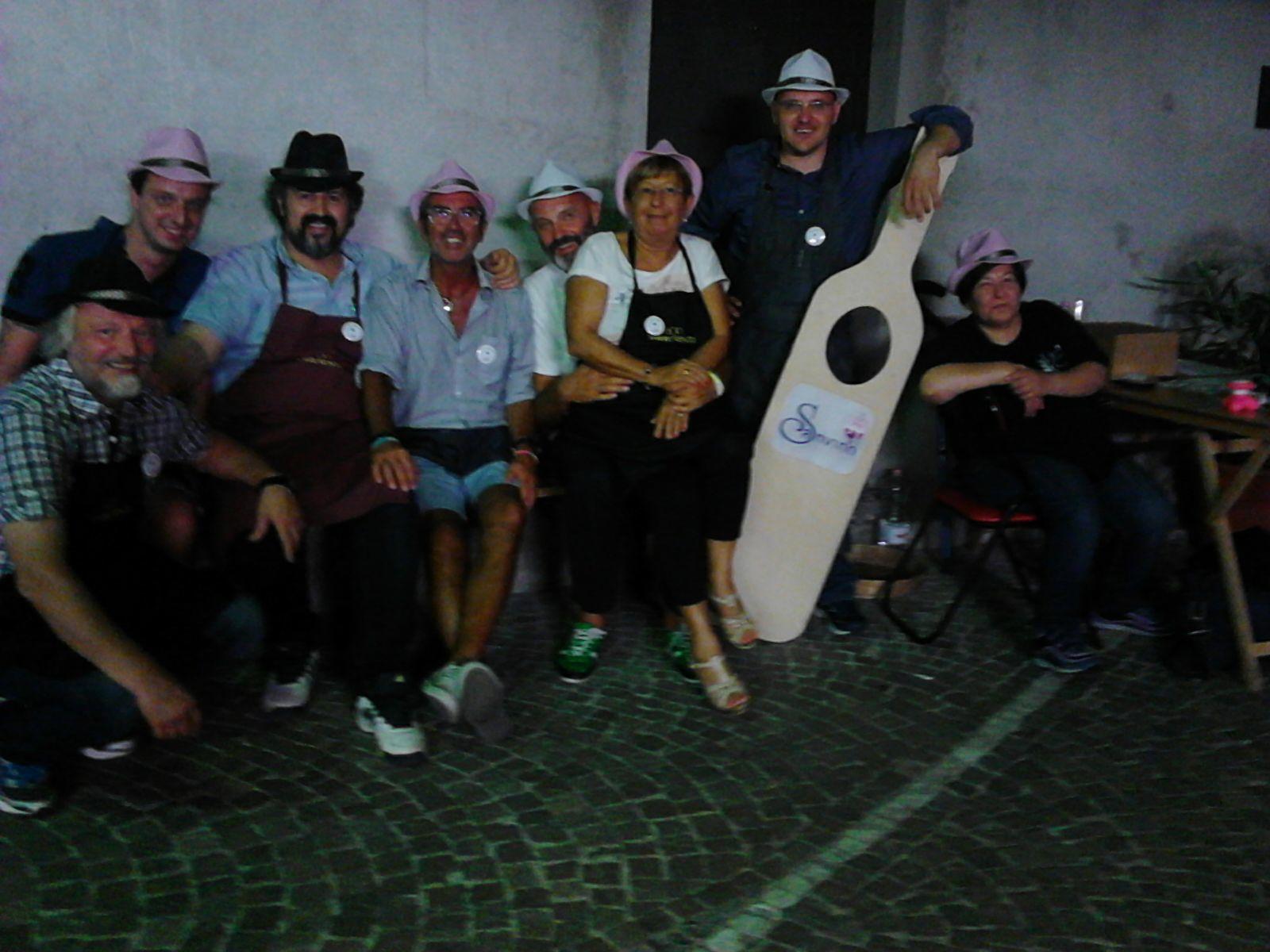 Gente di Sanvino cinque
